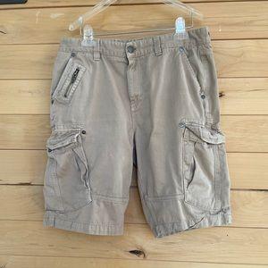 Cargo shorts, men's by Calvin Klein